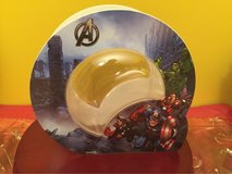 MARVEL AVENGERS Assemble Initiative Lunar Double Sided Fish Tank .6 Gallon Small in Plainfield, Illinois