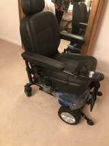 NEW POWER WHEELCHAIR   ($1599 retail) in Plainfield, Illinois