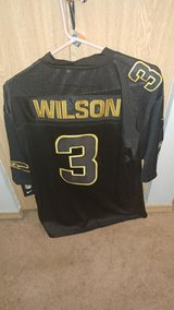 RUSSELL WILSON Stitched Nike NFL Adult XL & Large (Grey, Blue, White, Black & Rush Green) in Tacoma, Washington