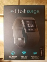 FITBIT SURGE - Black - Small Band in Byron, Georgia