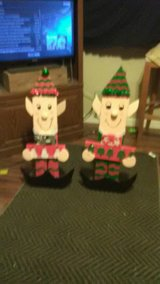 Christmas Elves in Yucca Valley, California