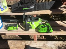 Recharable chainsaw in Alamogordo, New Mexico