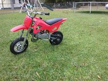 gas powered dirt bike for sale in Camp Lejeune, North Carolina