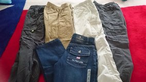 Pants/ shorts lot in Okinawa, Japan