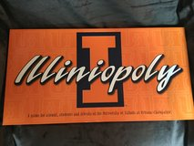 New Illiniopoly Board Game in Westmont, Illinois