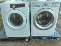 LG washer and Samsung electric dryer in Alamogordo, New Mexico