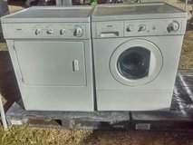 Kenmore washer and electric dryer set in Alamogordo, New Mexico