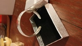 Sterling Silver Cuff Bracelet in Fort Campbell, Kentucky
