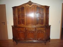 Vintage German China Hutch in Quantico, Virginia