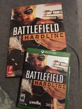Battlefield Hardline XBOX 1 Game and Strategy Guide in Lawton, Oklahoma
