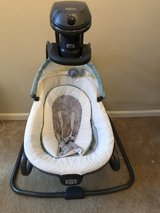 Graco® Duet Oasis™ Swing with Soothe Surround™ Technology in Camden™ in Travis AFB, California