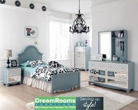 Serving Up Style - Dream Rooms Furniture! in Kingwood, Texas