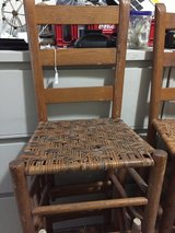 Ladder Back chair , Used with rush/cane bottoms in Byron, Georgia
