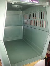 "Dog kennel was used once to L40"" W 24""H 32"" More pictures on request in Stuttgart, GE"
