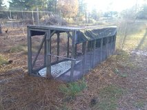 animal cage in Camp Lejeune, North Carolina