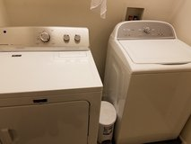 Whirlpool washer and centennial dryer set in Fort Carson, Colorado