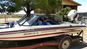 Hydrasports fish and ski in Alamogordo, New Mexico