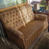 beautiful antique couch in great shape in Ramstein, Germany