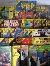 """Soldier of Fortune"" 33 Misc Issues in Warner Robins, Georgia"