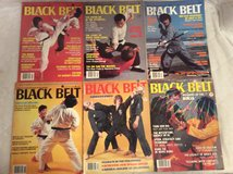 "Magazine: ""BLACK BELT"" in Macon, Georgia"