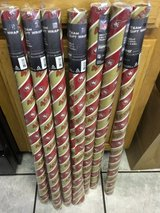 SF 49ers wrapping paper in Fairfield, California