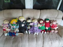 Cabbage patch dolls in Camp Lejeune, North Carolina