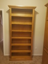 High End Solid Wood Computor Armour & Shelves in Tacoma, Washington