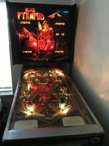 Bally Black Pyramid Pinball Machine in Alamogordo, New Mexico