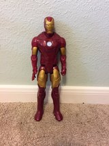 Iron Man action figure in Kingwood, Texas