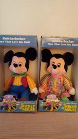 KNICKERBOCKER MICKEY & MINNIE MOUSE in Tinley Park, Illinois