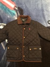 Ralph Lauren Polo Navy Blue Jacket size small like brand new. in Beaufort, South Carolina