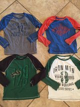 Boys tops all size 6/7 $3 each all for $12 firm! in Fort Polk, Louisiana