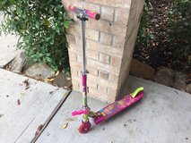 Barbie-themed Foldable Scooter in Kingwood, Texas