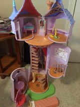 Disney Tangled Rapunzel's Tower Play Set in Kingwood, Texas