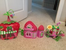 Assorted Strawberry Shortcake Playsets and Toys in Kingwood, Texas