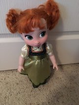 Disney Baby Anna doll from the movie Frozen in Kingwood, Texas
