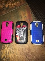 THREE Samsung Galaxy Light Phone Cases in Chicago, Illinois