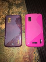 Two Nexus Phone Cases in Chicago, Illinois