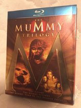 Blue Ray: MUMMY Trilogy in Warner Robins, Georgia