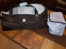 Jeep Duffel luggage  XL  with bonus Cooler bag in Naperville, Illinois