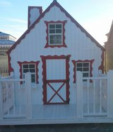 Amish made gingerbread playhouse in Hopkinsville, Kentucky