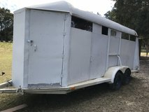 2006 homemade horse trailer in Byron, Georgia