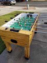 Selling Harvard Foosball Table (Excellent Condition!) in Camp Pendleton, California
