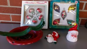 Vintage Christmas lot in Warner Robins, Georgia