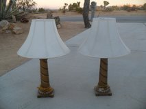 ###  Pair Of Lamps  ### in Yucca Valley, California