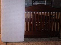 Baby crib to toddler bed in Conroe, Texas