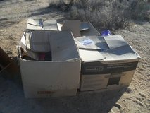==  Yard Sale Leftovers  == in Yucca Valley, California