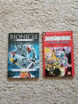 2 - LEGO Bionicle Books in Camp Lejeune, North Carolina