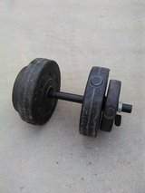 Weights in Yucca Valley, California