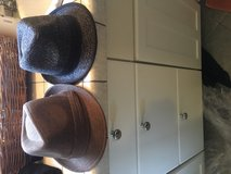 Fedora hats/ never used in Camp Pendleton, California